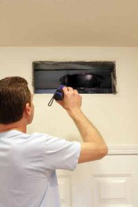 Inspecting Air Ducts Greenville SC| Mold Growth in Air Ducts